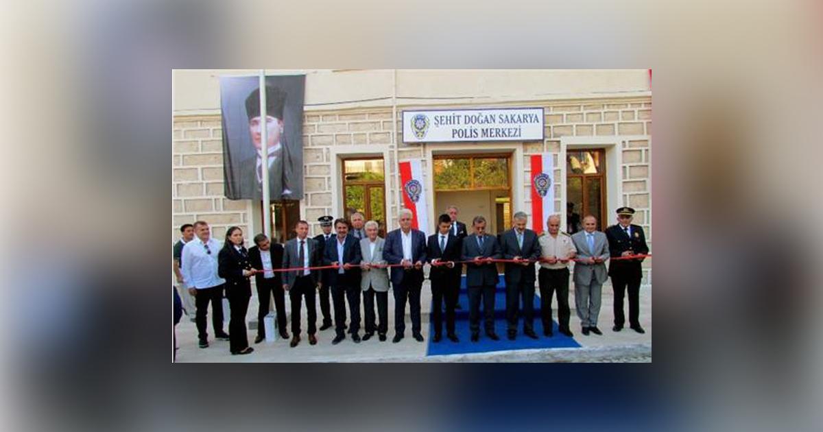 Mahir Vural'dan Şehit Adı Verilen Polis Merkezine Destek