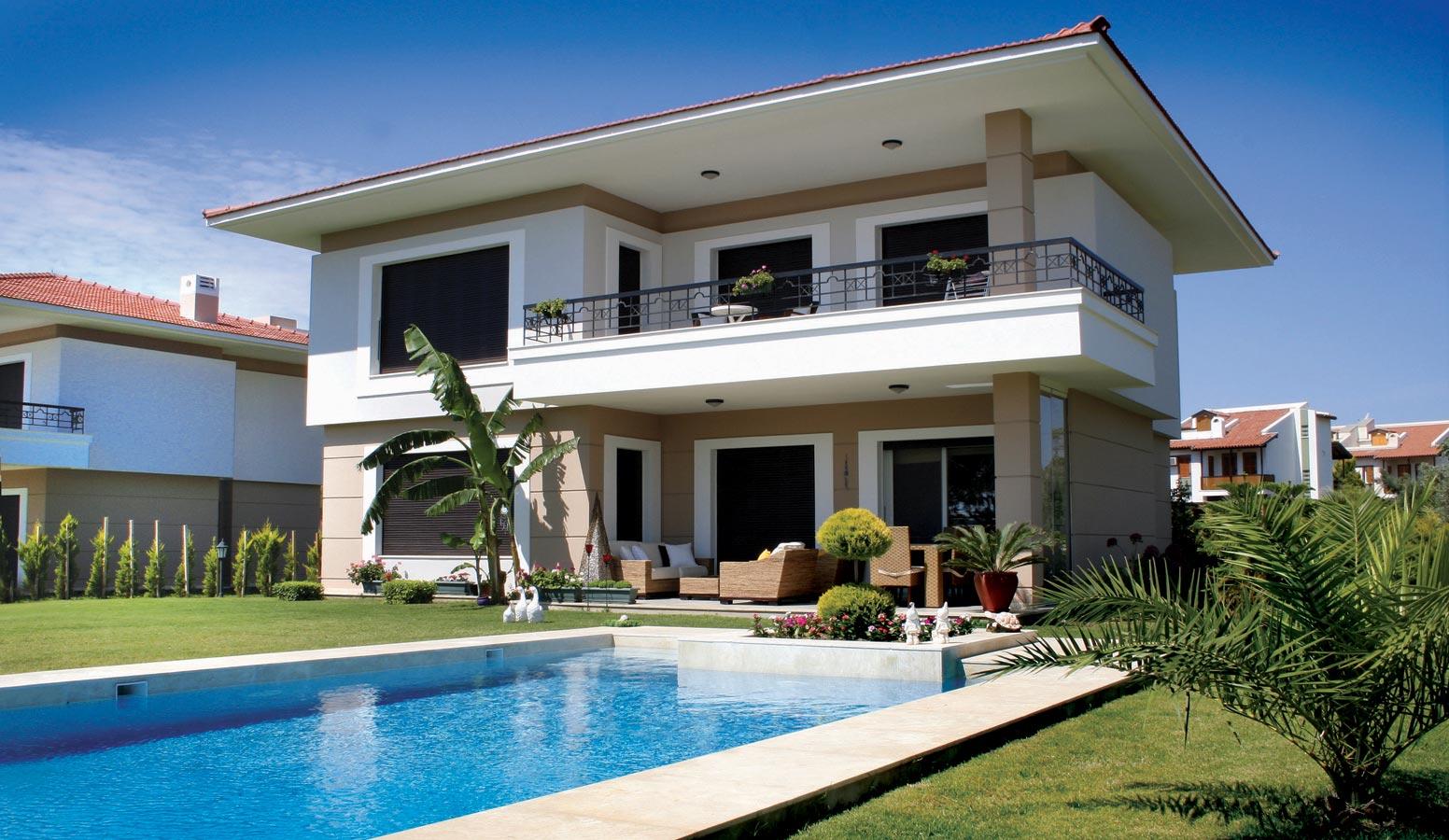 Akça Villaları Havuz