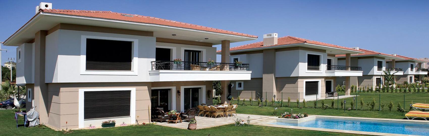 Akça Villaları