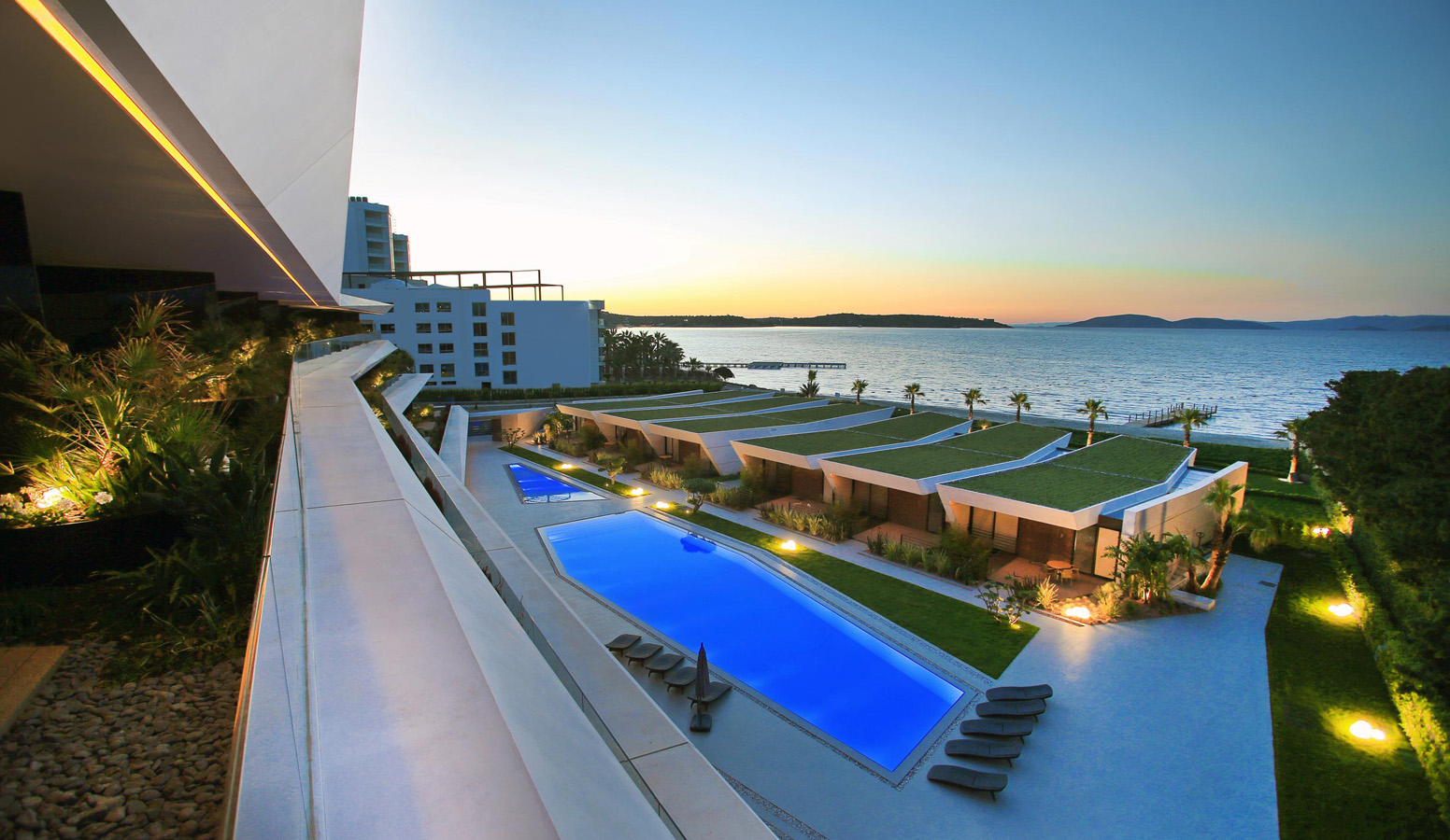 Mi'Costa deniz manzarası
