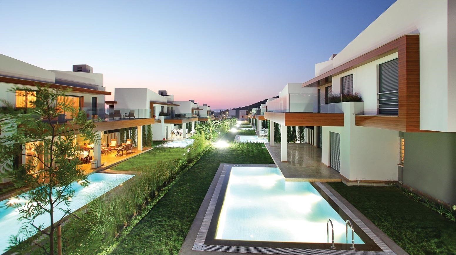 Mi'Marin Ilıca Villaları