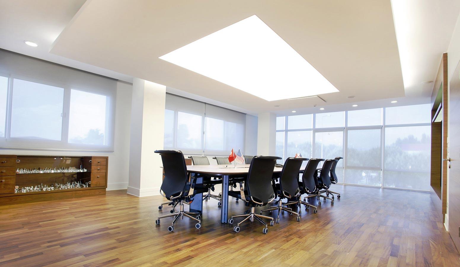 Nedu Yönetim Binası Toplantı Odası