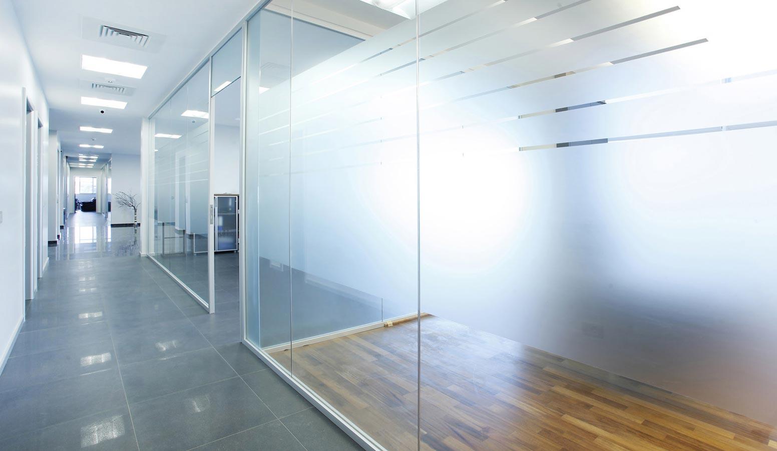 Nedu Yönetim Binası Koridor
