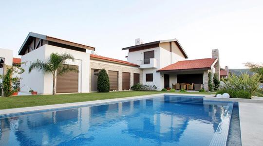 Trio Villaları